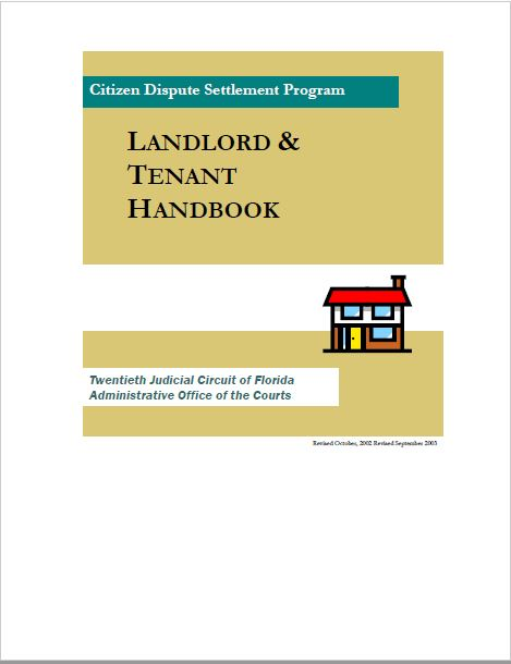 Complying with Florida's Landlord Tenant Laws